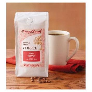 Harry & David, Red Velvet Coffee, Whole Bean 12 Oz.