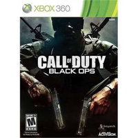 Cokem Call Of Duty: Black Ops With First Strike Content Pack - Xbox 360