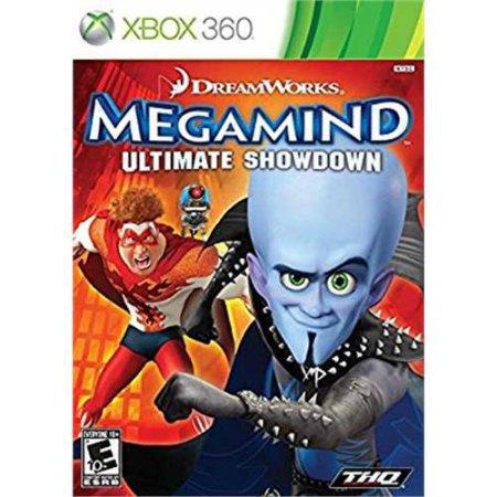 THQ Megamind: Ultimate Showdown (Xbox 360)