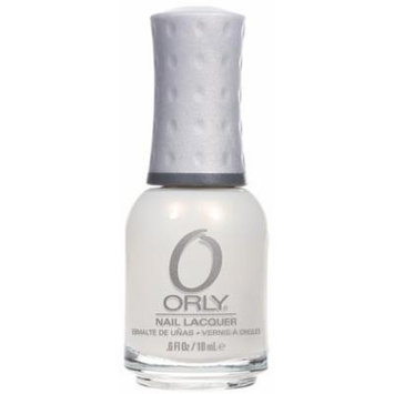 Orly Nail Lacquer, Meringue, 0.6 oz (Quantity of 5)