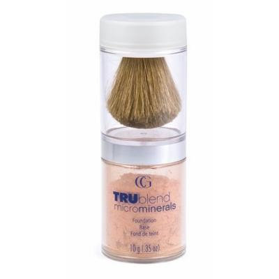 CoverGirl TRUblend Microminerals Foundation-Soft Honey(455) (Quantity of 4)