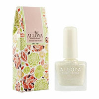Alloya Natural Non Toxic Nail Polish, Water Based, 042 Diamond On The Crown