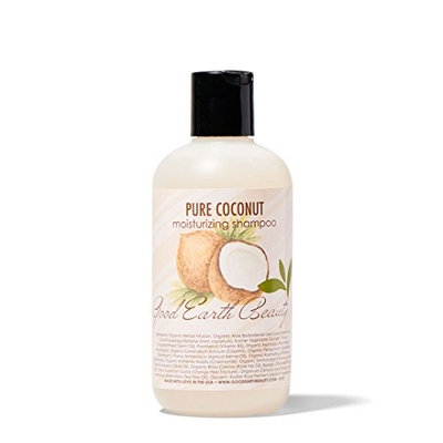 Good Earth Beauty Shampoo Coconut Natural