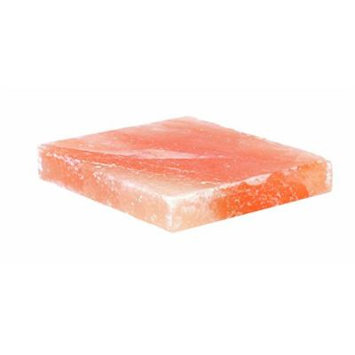 Charcoal Companion CC6058 Himalayan Salt Plate, 8 by 8 by 1.5