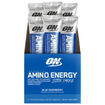 Amino Energy Blue Raspberry - BLUE RASPBERRY (1.9 Ounces Powder) by Optimum Nutrition at the Vitamin Shoppe