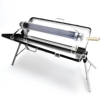 Emergency Zone SunCore Portable Solar Oven with Built-In Carrying Case and Thermometer