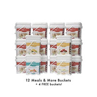 EasyPrep Meals & More 1-Year Food Storage Supply