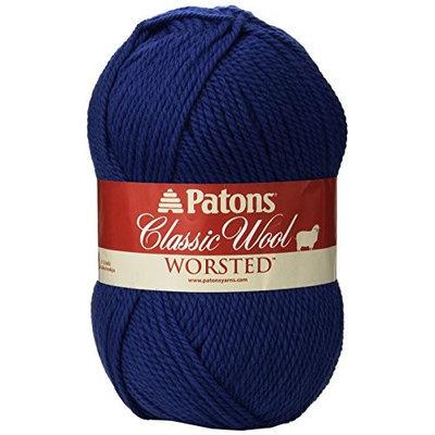 Spinrite 428861 Classic Wool Yarn-Royal Blue