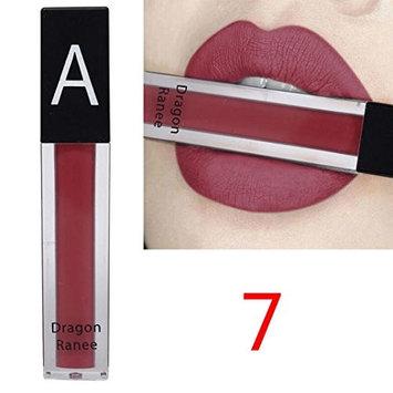 Jinjin Waterproof Liquid Lipstick Moisturizer Velvet Lipstick Cosmetic Beauty Makeup