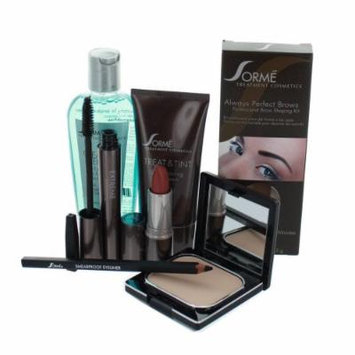 Sorme Full Makeup Kit: Light Skin Tone