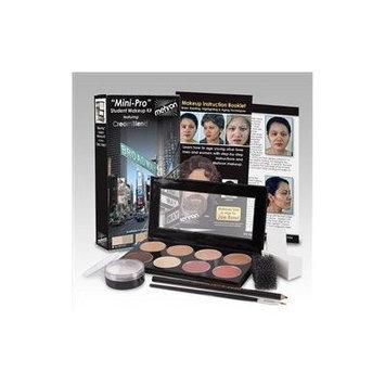 Mehron Mini-Pro Student Makeup Kit MEDIUM / OLIVE MEDIUM - Theater and Stage