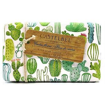 Castelbel Porto Cactus Flower Scented Bar Soap