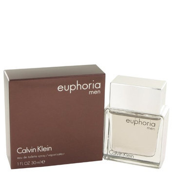 Calvin Klein 463507 Euphoria by Calvin Klein Eau De Toilette Spray 1 oz