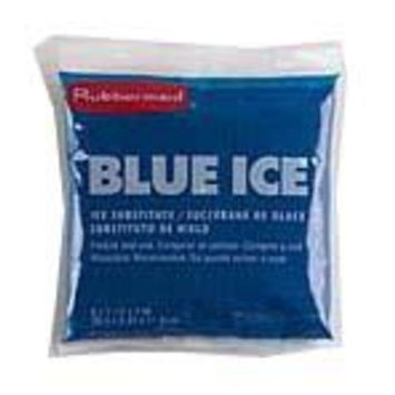 Rubbermaid 1006TL220 Ice Soft Pack, For Use With Personal Ice Chests, 6.7 X 0.9 X 8 in, Blue