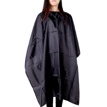 Hair Cutting Cape, Anself Salon Apron Hairdressing Cloth Gown Waterproof Black
