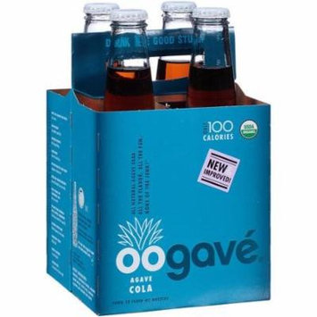 Oogave All-Natural Agave Cola, 48 fl oz, (Pack of 6)