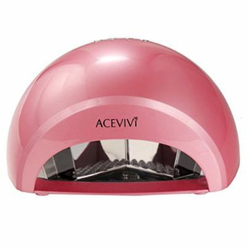 ACEVIVI Portable Handy 12w Uv Lamp Light Manicure Nail Dryer for Drying Nail Polish Acrylic Nail Us Plug