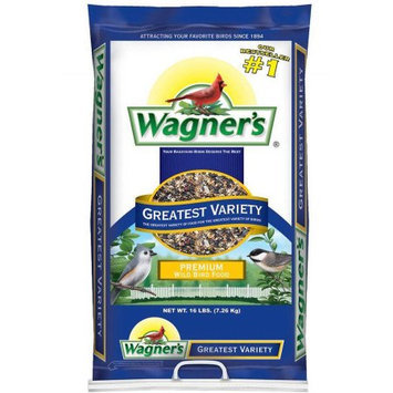 Wagner's Wildlife Food 16 lb. Greatest Variety Premium Wild Bird Food 62059
