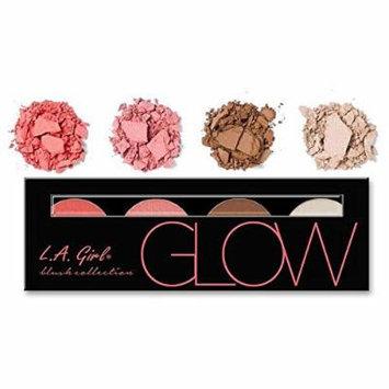 (3 Pack) LA GIRL Beauty Brick Blush Collection - Glow