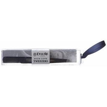 Eylure London Eyebrow Brow Comb Tweezers