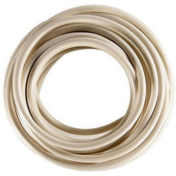 The Best Connection, Inc. JT & T Products 129F 12 AWG White Primary Wire, 12' Cut