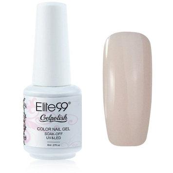 Elite99 Gelpolish Soak-off Gel Nail Polish UV LED Nail Art MistyRose 8ml 1361