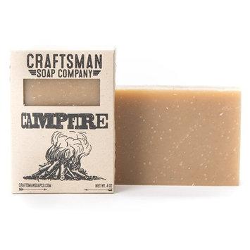 Craftsman Soap Company Bar Soap (Campfire, 1 Bar)