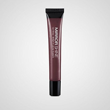 Kiss New York Professional Mirror Shine Lip Gloss 0.33oz, Purple Illusion