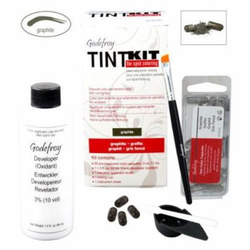 Eyebrow Tint Kit Professional 20 Applications Gaphite