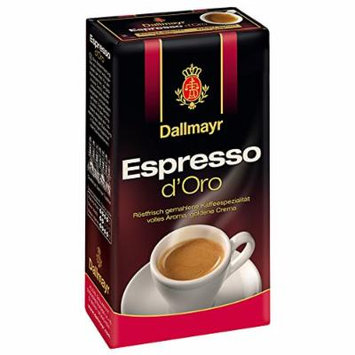 Dallmayr Espresso D'oro Ground Coffee