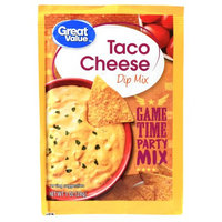 Great Value Dip Mix, Taco Cheese