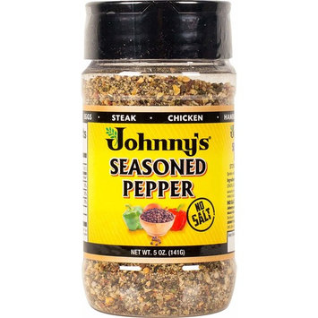 Johnny's Seasoned Pepper, 5 Ounce [Seasoned Pepper]