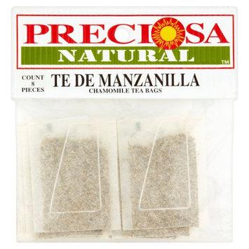 Proveedora De Alimentos Del Pacifico Y Cia Preciosa Natural Chamomile Tea Bags, 8 count