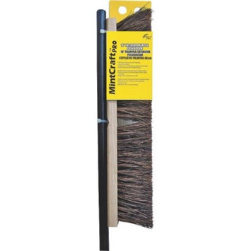 MintCraft Pro 3018PF Push Broom Palmyra, 18-Inch