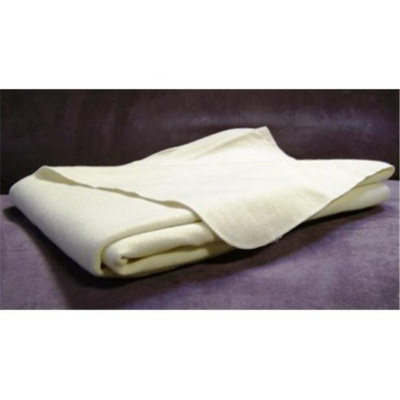 Organic Caboose 2303-PW Organic Wool Puddle Pad-Bassinet