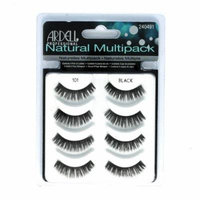 (6 Pack) ARDELL Professional Natural Multipack - 101 Black