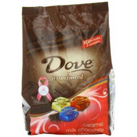 Dove Assortment Caramel Milk Chocolate Dark Chocolate
