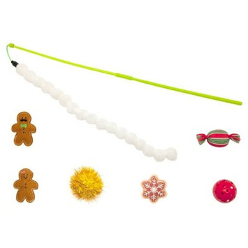 Multipack with Wand Cat Toy Set - Wondershop™