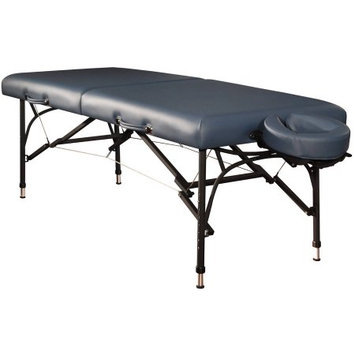 Mt Massage Tables Violet Massage Table Package Blue
