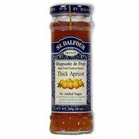 (2 Pack) - St Dalfour - Apricot Fruit Spread | 284g | 2 PACK BUNDLE