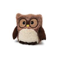 Intelex Hooty Heatable Owl Brown