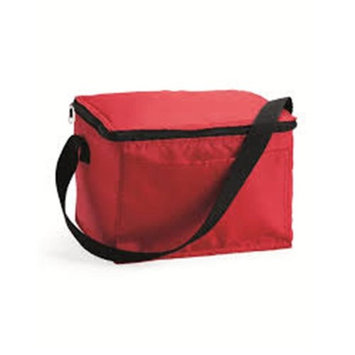 Liberty Bags FT0010-Red-ALL Bucket Cooler Red - All