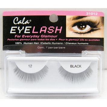 Cala Human Hair Eyelash - 31012