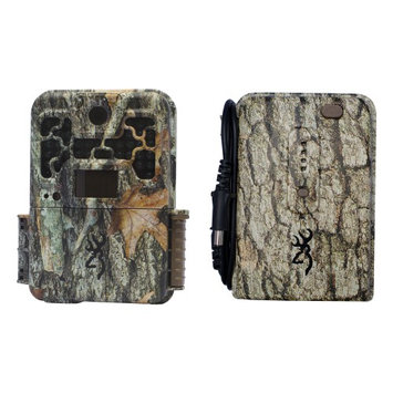 Browning Trail Cameras Recon Force Extreme 20MP Game Camera + External Battery