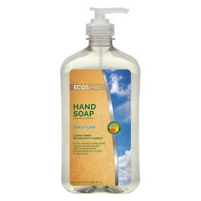 Ecos Pro Liquid Hand Soap (17 oz Pump Bottle, 1 EA). Model: PL9663/6
