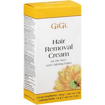 GiGi Hair Removal Cream with Calming Balm For Bikini & Legs 1 ea
