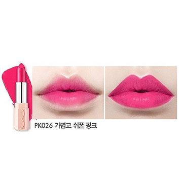 [ETUDE HOUSE] NEW Dear My Blooming Lips Talk Chiffon 3.4g / PK026 : Beauty