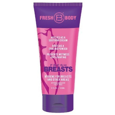 5 Oz. Fresh Breasts Lotion - The Solution for Women - NEW 5 OZ tube 2 pack