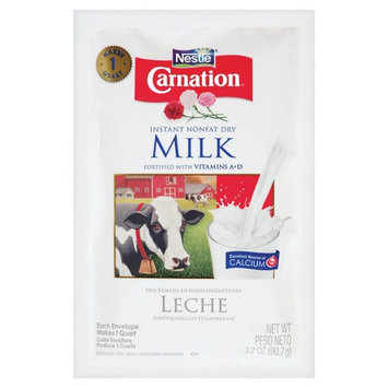Nestle Carnation Instant Nonfat Dry Milk [number_of_pieces: number_of_pieces-18]