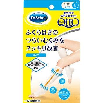 Get in Dr. Scholl Medikyutto Knee (Ivory) L (Japan Import)